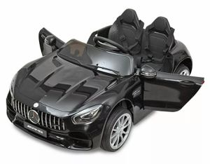 Photo Power wheels, ride on toys, toy car, baby car, toddlers Electric kids car 12V remote control Mercedes AMG