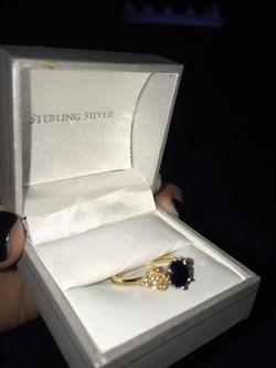 Sapphire Ring Thumbnail