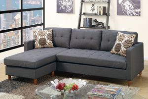 New Sectional Couch Gray. for Sale in Los Angeles, CA