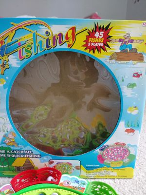 Fishing Game for Sale in Richmond, TX