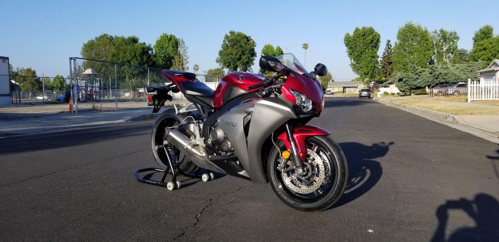Photo 2008 Honda CBR 1000RR