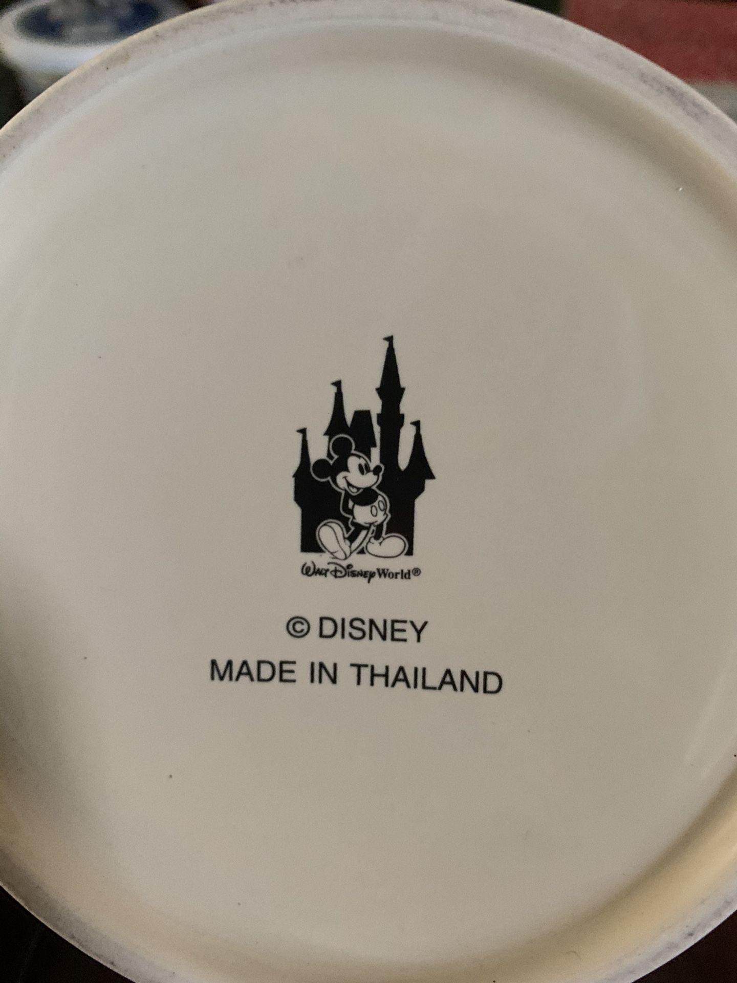 Disney Collectible Mugs