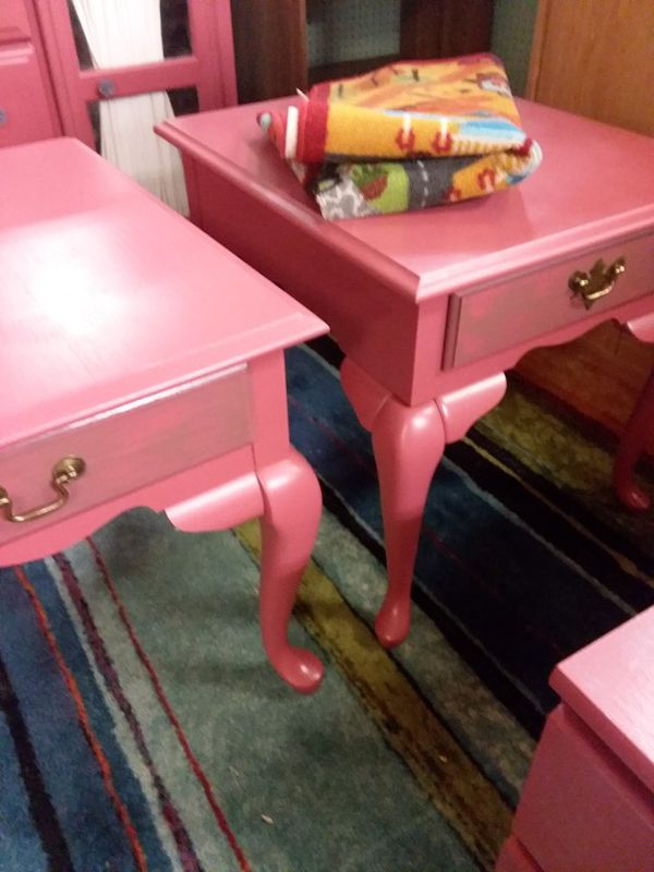 Cherry end tables for Sale in Lexington, KY - OfferUp