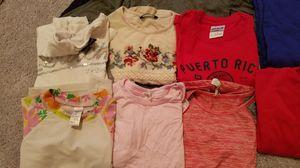 Size 5/6 shirts lot for Sale in Manassas Park, VA