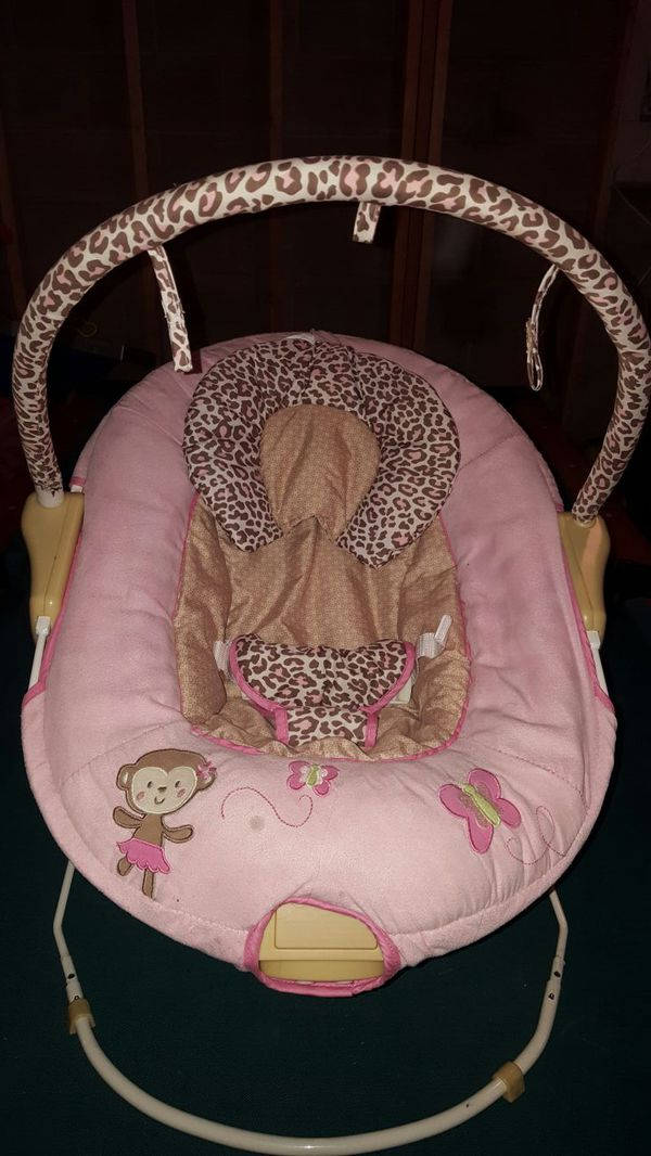 982aa81fc Child of Mine by Carters Ballerina Monkey bouncer for Sale in Grove City,  OH - OfferUp