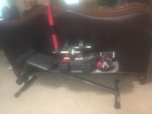 Weight bench for Sale in Spanaway, WA