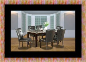 5pc dining table with 4 chairs for Sale in Washington, DC