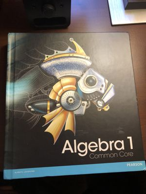 Algebra 1 Common Core text book for Sale in New York, NY