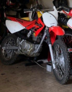 04 Honda crf 80cc dirt bike for Sale in New York, NY - OfferUp
