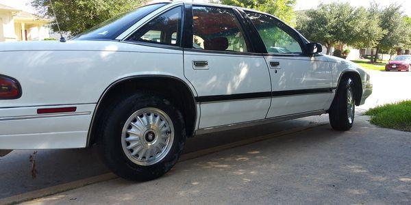 94 buick regal custom