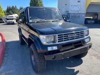 1993 Toyota Land Cruiser Thumbnail