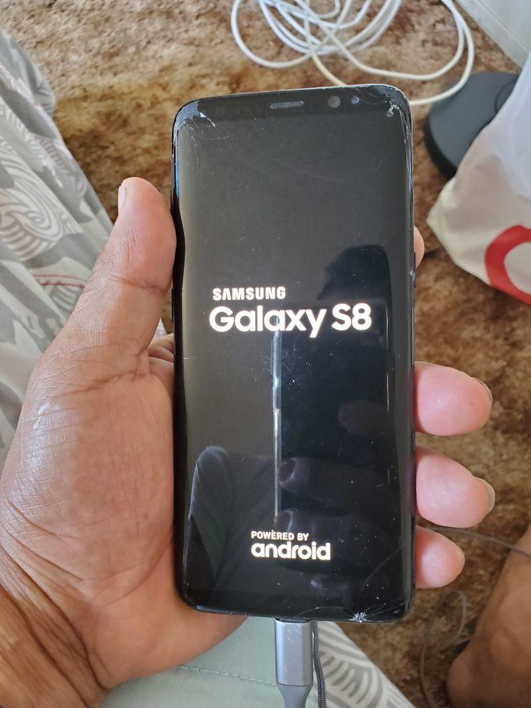 Galaxi s8 desbloqueado de fabrica