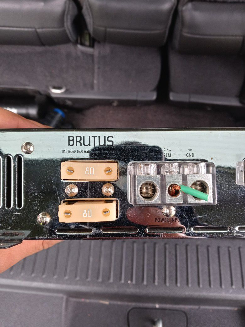 Car Amp