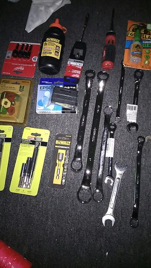 All new bits and wrenchs for Sale in Denver, CO