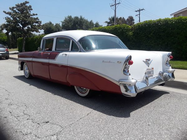 1956 Chevy Belair For Sale In Rialto Ca Offerup