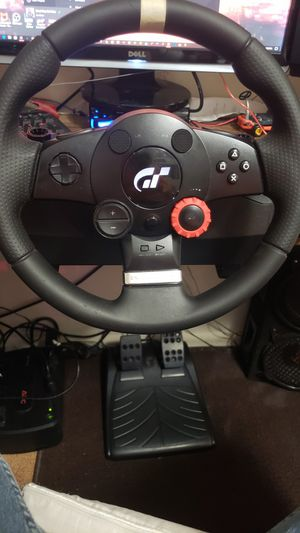 Logitech driving force gt for Sale in Alexandria, VA