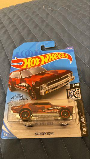 Photo How wheels 68 Chevy Nova