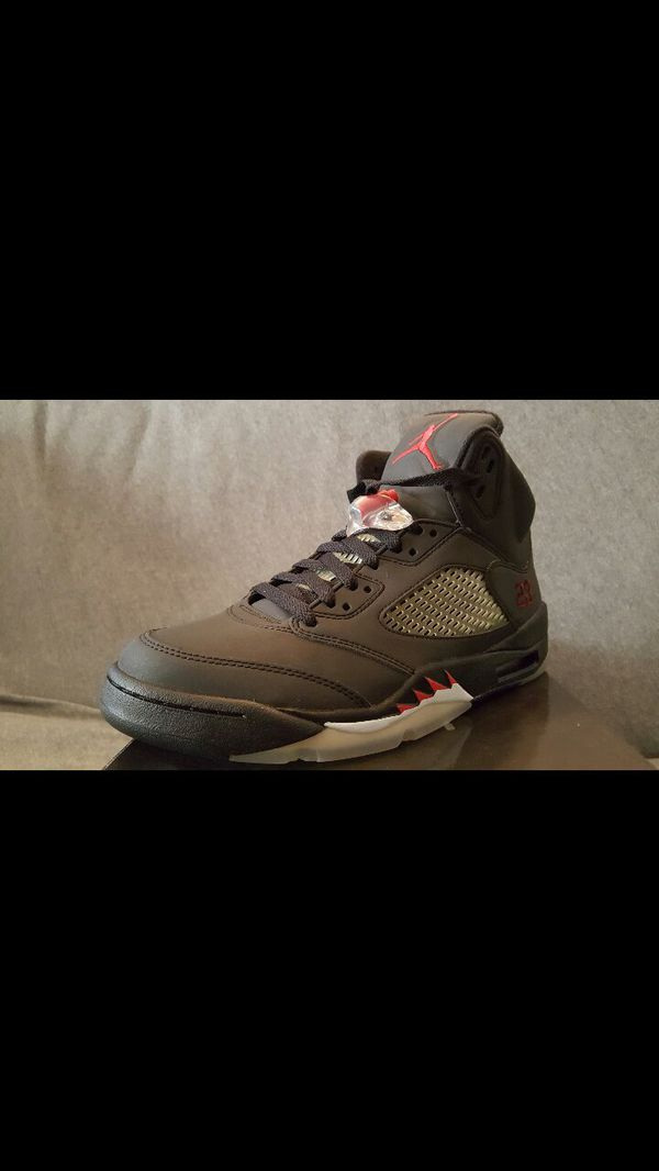 sports shoes b5907 eabfe Jordan 5 Retro DMP Raging Bull 3M for Sale in Seattle, WA - OfferUp