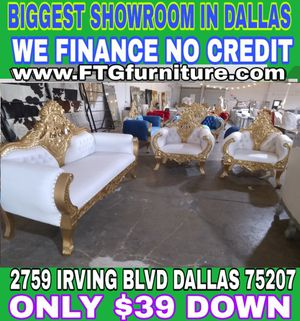 Sofa and chairs for Sale in Plano, TX