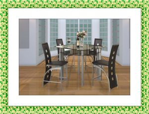 Glass dining table brand new free shipping for Sale in Temple Hills, MD