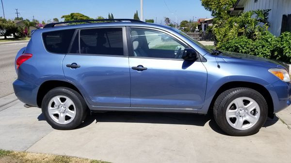 2006 Toyota Rav4 3 Row Seating 7 Pager 120k Miles