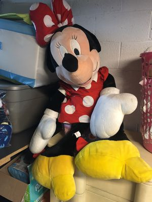 Giant Minnie Mouse for Sale in Woodbridge, VA