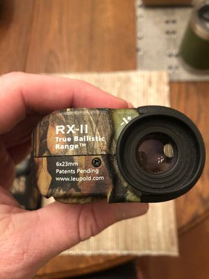 Leupold rx-II range finder for Sale in Rockmart, GA