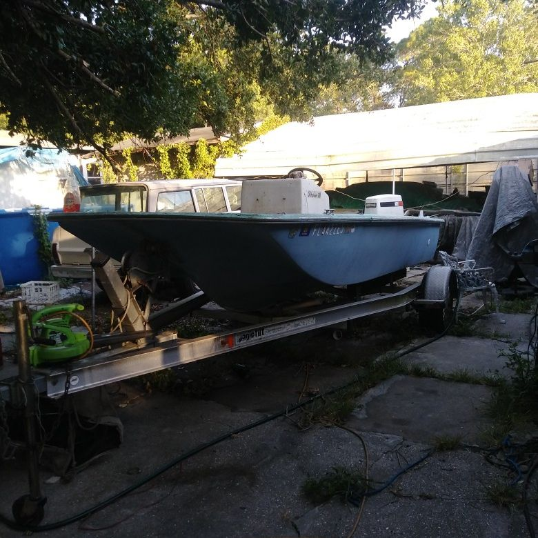 Photo 18 Foot 1977 Sabre This Is A Good Boat