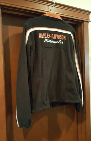 Harley Davidson fleece zipup womens for Sale in WA, US