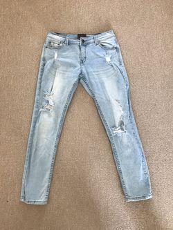 Size 3 Denim Ripped Jeans Thumbnail