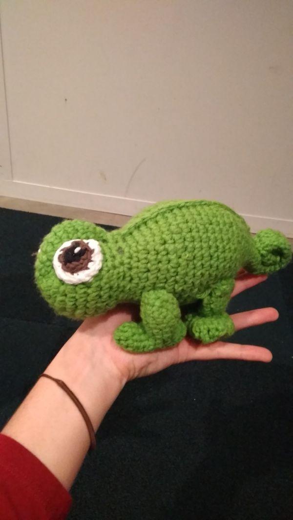 Chameleon Crochet Handmade For Sale In Brooklyn Ny Offerup