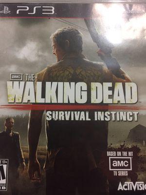 Walking Dead Survival Instinct for Sale in Melrose Park, IL