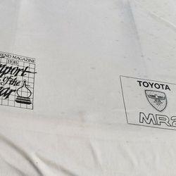1987 Toyota MR2 Thumbnail