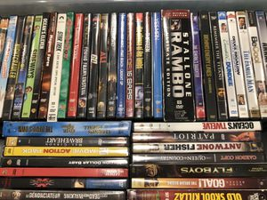Used Dvds For Sale >> New And Used Dvd For Sale In Charlotte Nc Offerup