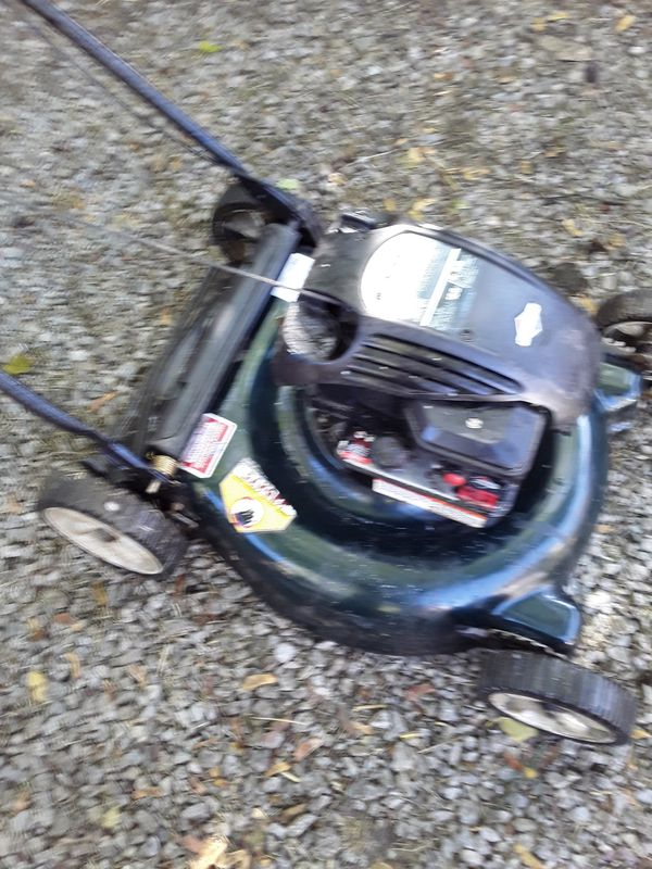 Lawn Mower For Sale In Indianapolis In Offerup