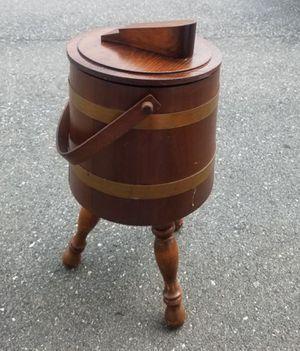 Vintage Shoe Shinning Barrel for Sale in Graham, NC