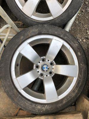 "Rims BMW rims 18"" x2 for Sale in Adelphi, MD"
