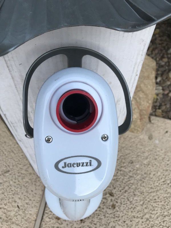 Jacuzzi Curve Intelligent Pool Cleaner for Sale in Gilbert, AZ - OfferUp