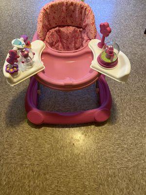 Photo Disney Princess Music & Lights Walker - Pink