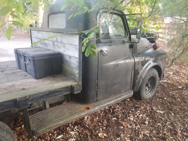 1950 Dodge Ram Truck For Sale In Renton Wa Offerup