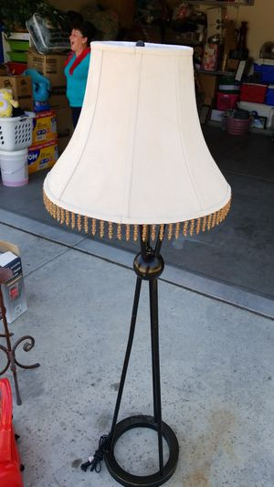 Stand lamp for Sale in Phoenix, AZ