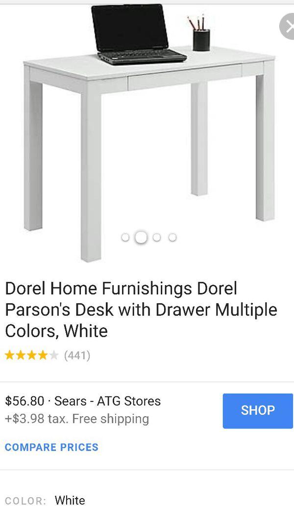 Brand New Dorel Furniture Parsons Desk Huntington Wv