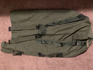 Photo $15-Army Duffle Bag