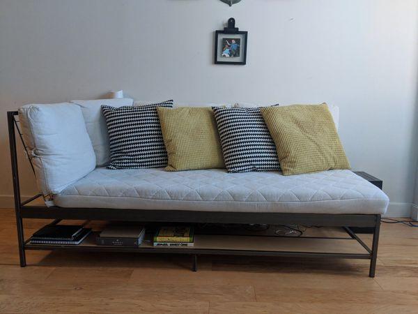Astounding Ikea Ekebol Sofa For Sale In Washington Dc Offerup Ibusinesslaw Wood Chair Design Ideas Ibusinesslaworg