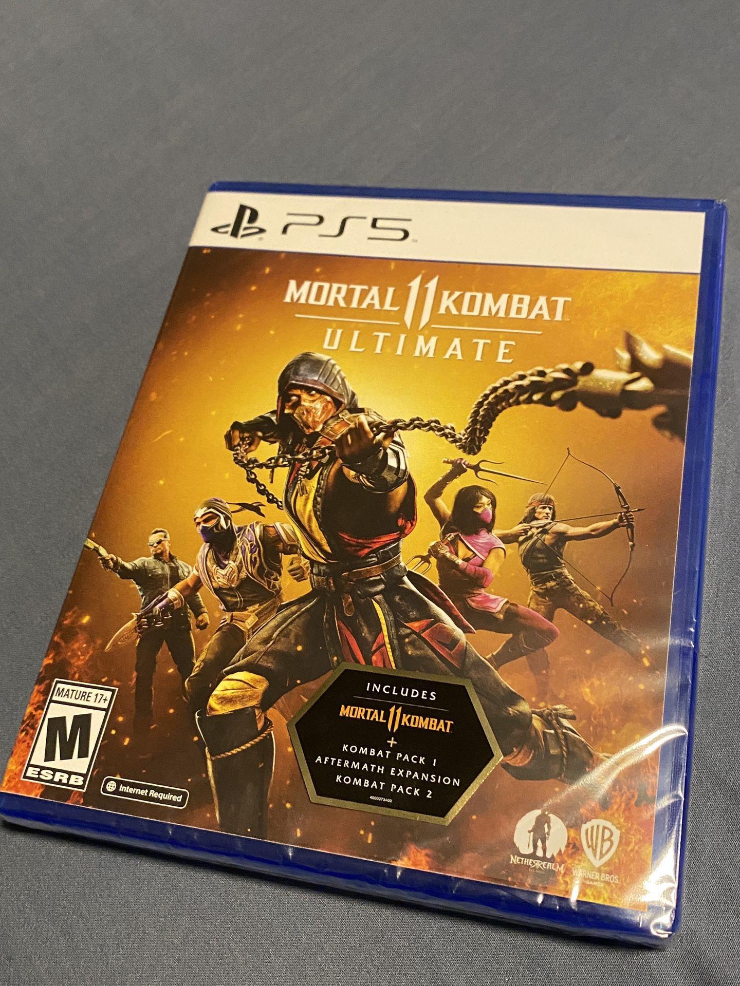 Mortal Kombat Ultimate II