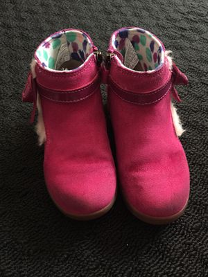 Ugg Boots toddler girl size 10 for Sale in Frederick, MD
