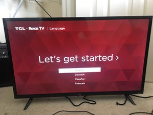 New and Used Tcl roku tv for Sale in Harrisburg, PA - OfferUp