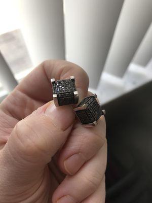 Men's 10 karat earrings for Sale in DeBary, FL