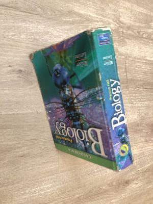 California Biology Text Book For Sale In Fremont CA OfferUp
