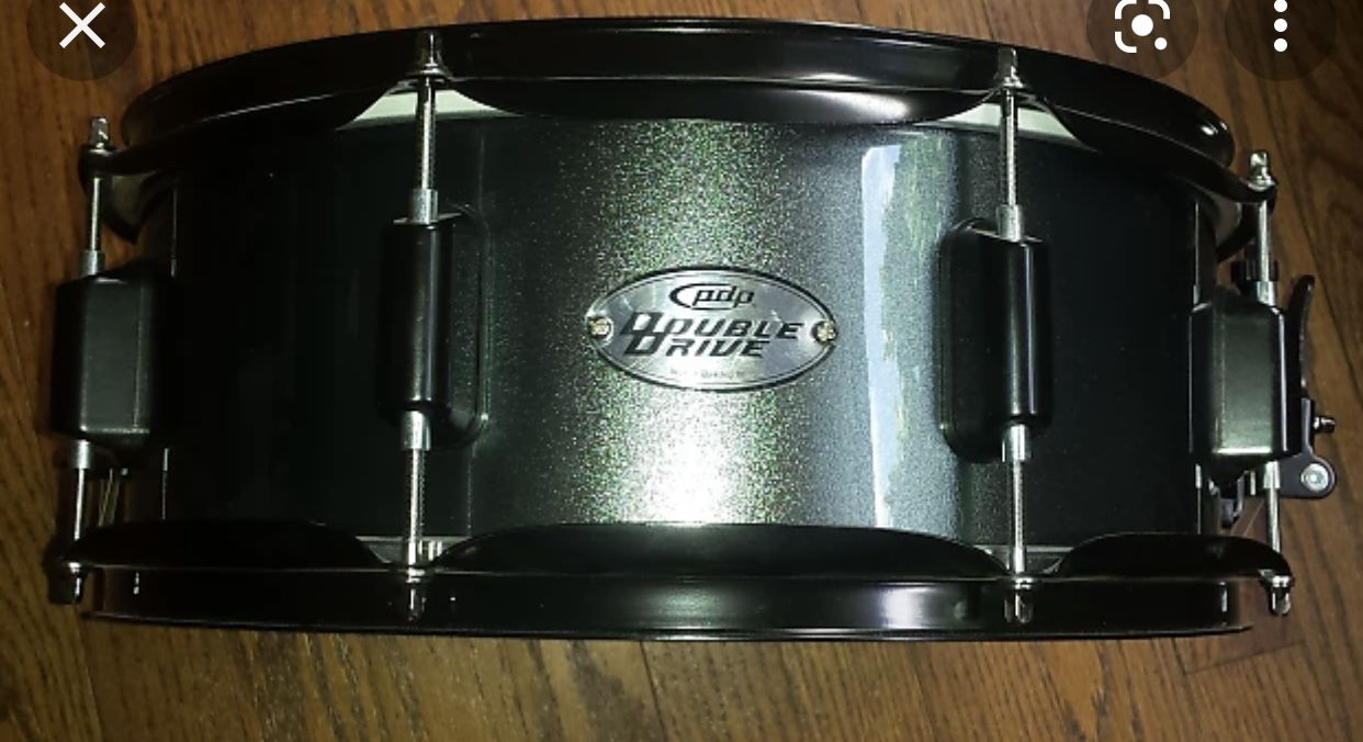 Pdp Double Drive Snare